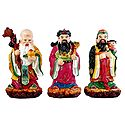 Set of 3 Chineses Wise Men
