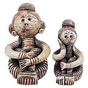 Mother and Daughter - Set of 2