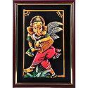 Musician Ganesha - Wall Hanging