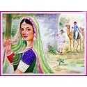 Gujrati Merchant and his Bride