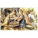 Rajasthani Beauties