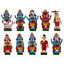 Dashavatar - Kondapalli Dolls