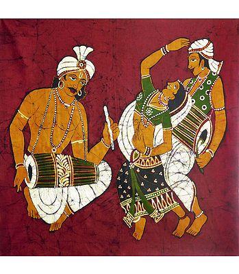 Batik Paintings