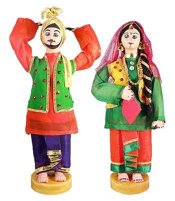 Costume Dolls