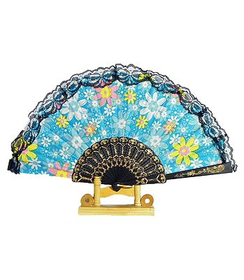 Cloth and Paper Fans