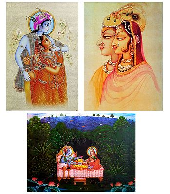 Reprints of Miniature Paintings