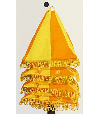 Lamp shades from India