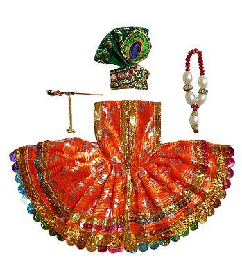 Shringar for Hindu Gods