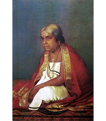 Reprints of Raja Ravi Varma Paintings