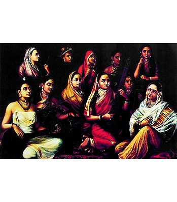 Reprints of Raja Ravi Varma Paintings
