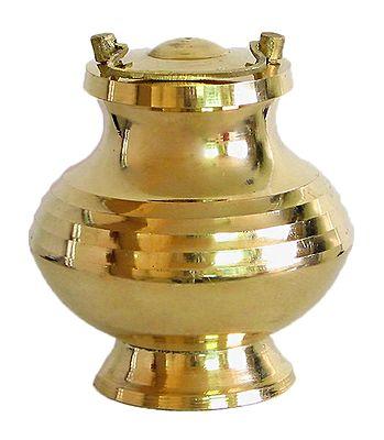 Kalash, Kamandal and Other Puja Vessels