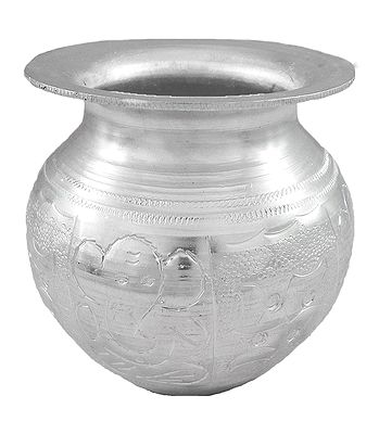 Kalash, Kamandal and Other Puja Vessels