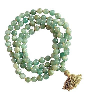 Japa Mala and Rosary Beads