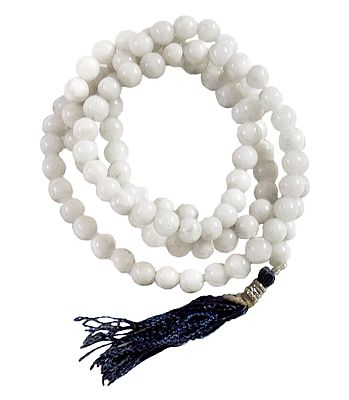 Japa Mala and Rosary Beads