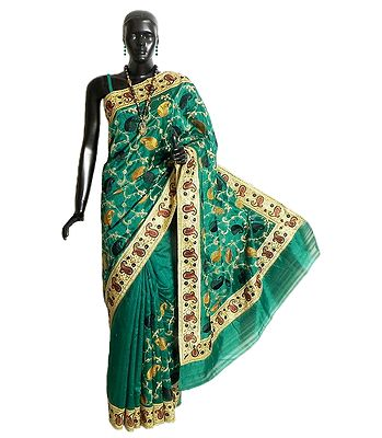 Sarees in Cotton and Silk