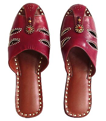 Footwear from India