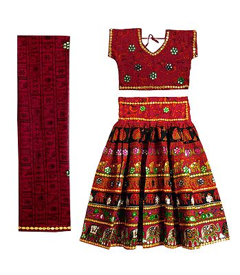 Skirts and Lehengas