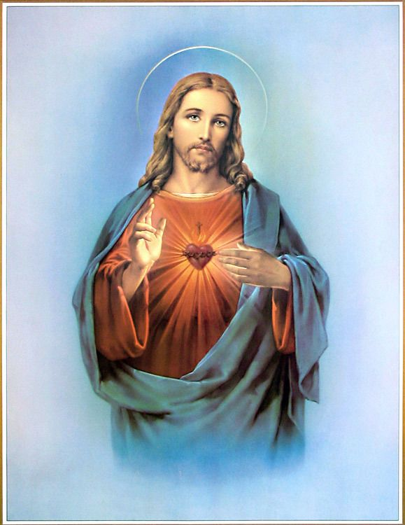 Bewitching image within printable picture of jesus