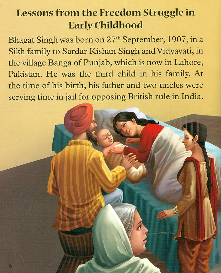 bhagat singh and his early life India news: bhagat singh's death inspired hundreds to take up the cause of the freedom movement his ideology continues to be relevant even in the context of toda.