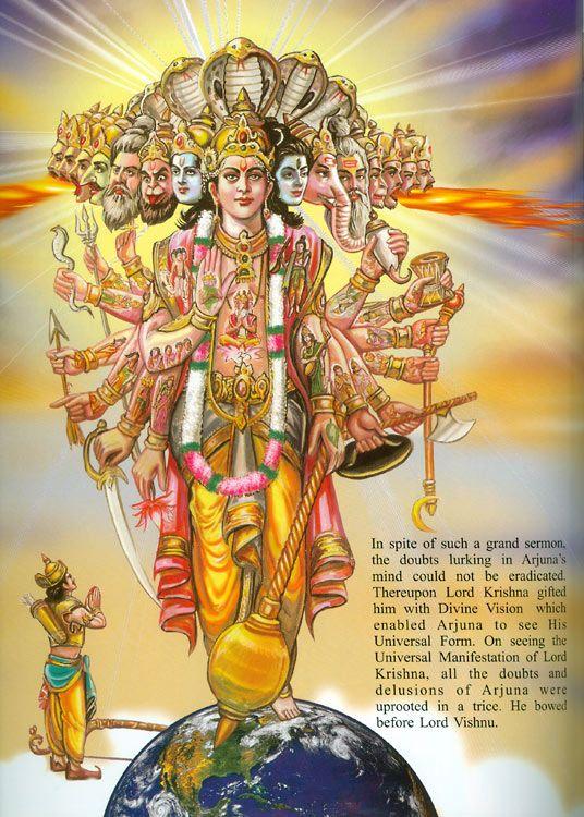 Ten Prominent Incarnations Of Lord Vishnu