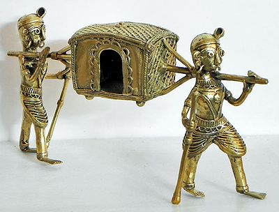 Palanquin - Transport for Indian Royals