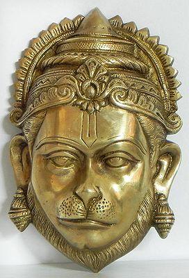Face of Hanuman