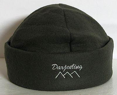 Black Mens Woolen Cap