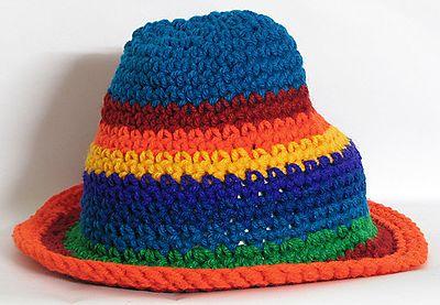 Hand Knitted Woolen Cap
