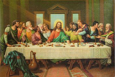 Last Supper Da Vinci Last Supper High Resolution