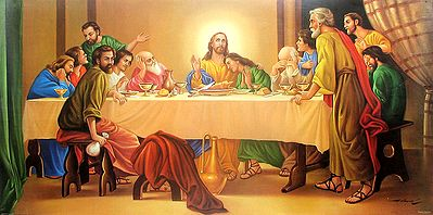 Jesus Christ - The Last Supper