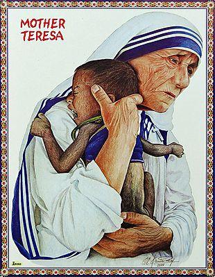 Mother Teresa - The Loving Saint