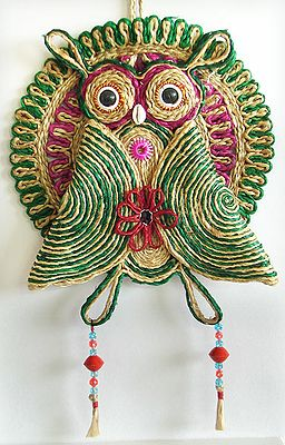 Owl - Wall Hanging