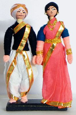 Couple from Coorg