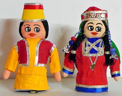 Kashmiri Couple
