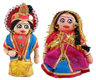 Radha Krishna Doll Buy Online Store