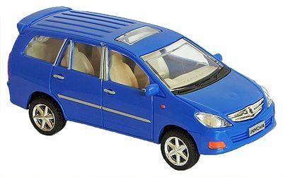 Blue Acrylic Innova 2 25 X 6 X 2 25 Inches