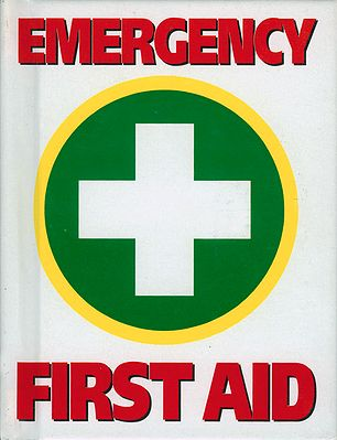 Emergency + First Aid Book
