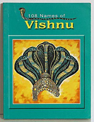 108 Names of Vishnu - In Sanskrit with English Analysis