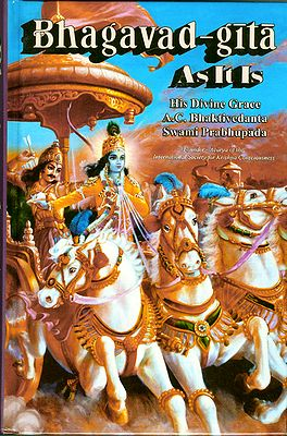 a literary analysis of bhagavad gita Indepth analysis could be undertaken in the limited time and resources available there are innumerable books written by them and on them, and the great amount of literature that come close to the gita and the upanisads will fill up more attractive literaryform in the bhagavad gita which forms part of the mahabharata.