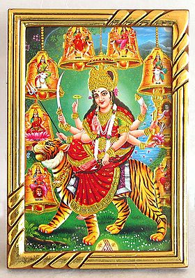 Nava Durga - Nine Forms of Durga