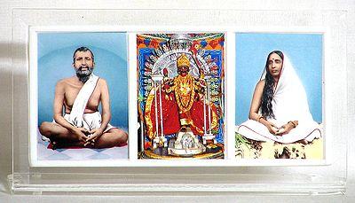 Kali Ramkrishna Dev And Sarada Ma