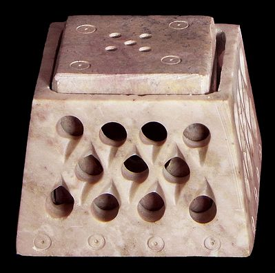 Stone Carved Incense Stick Holder