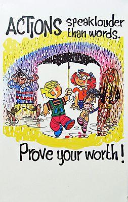 Dennis the Menas - Prove your Worth