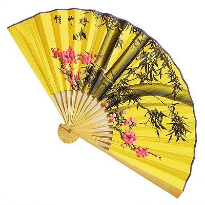 Tropical Beauty Wall Hanging Fan