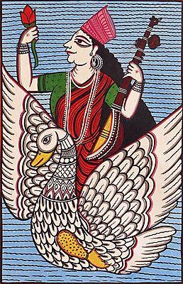 Saraswati - Goddess of Music and Knowldge