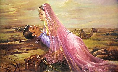 Reshma and Shera - Eternal Lovers From Rajasthan