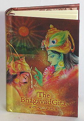 The Bhagavad Gita - (Sanskrit Slokas with English Translation)