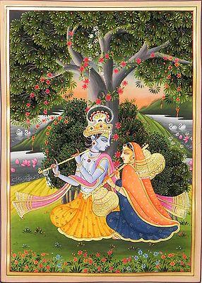 Jugalbandi of Radha and Krishna