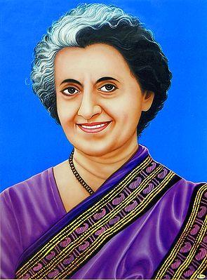 Indira Gandhi (Ironlady of India) - The Third Prime Minister of India