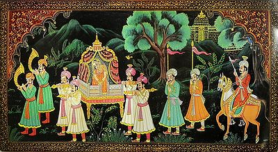 Marriage Procession
